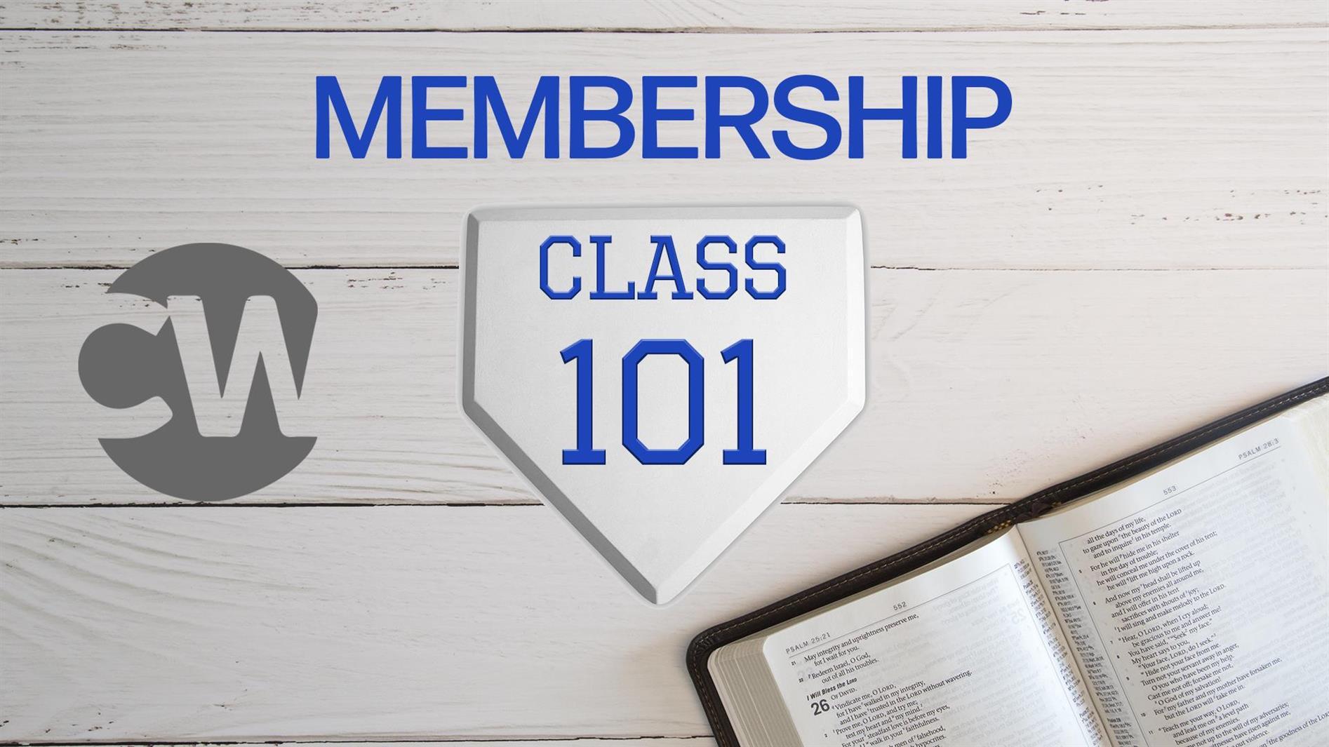 101 Membership Class